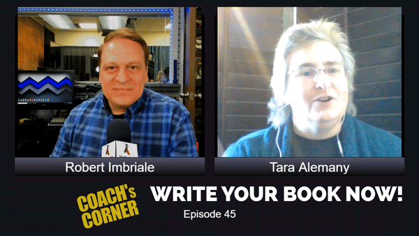eCoach 45:This is the Time to Write Your Book with Guest Tara Alemany